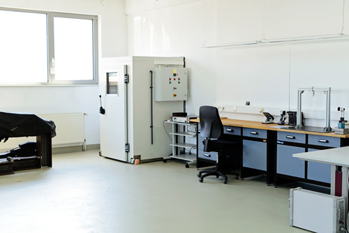ICS lab in Dreieich